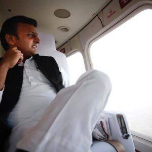 CM Akhilesh Yadav condoles the demise of Union Minister Mr. Gopinath Munde