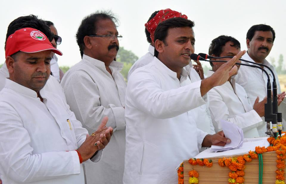 Narendra Modi's 'Ganga arti' prog not religious but political: Akhilesh Yadav