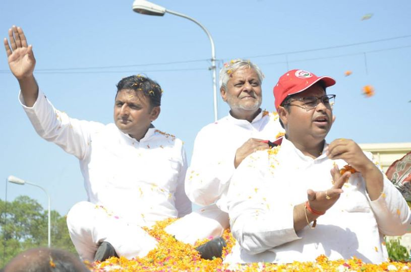 Mulayam will be PM if third front comes to power: Akhilesh Yadav