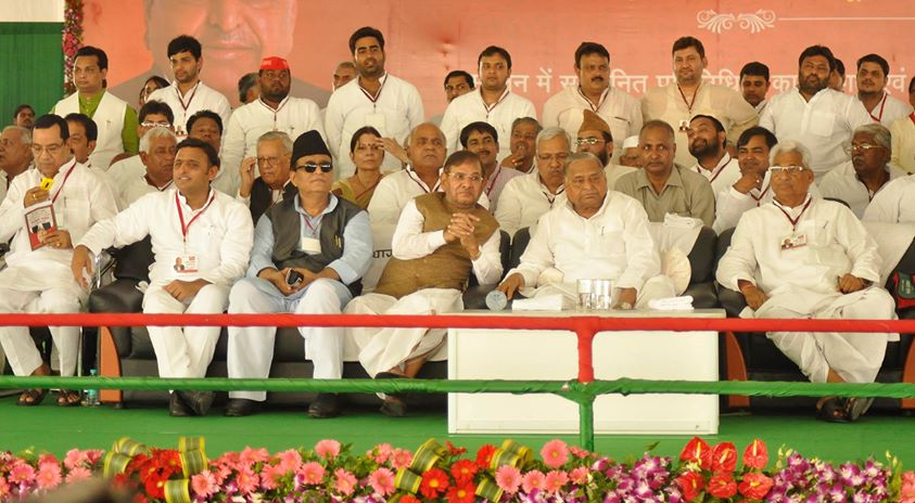 Late Janeshwar Mishra always fought for the rights and problems of the poor, downtrodden, youth and the common man : Chief Minister Mr. Akhilesh Yadav