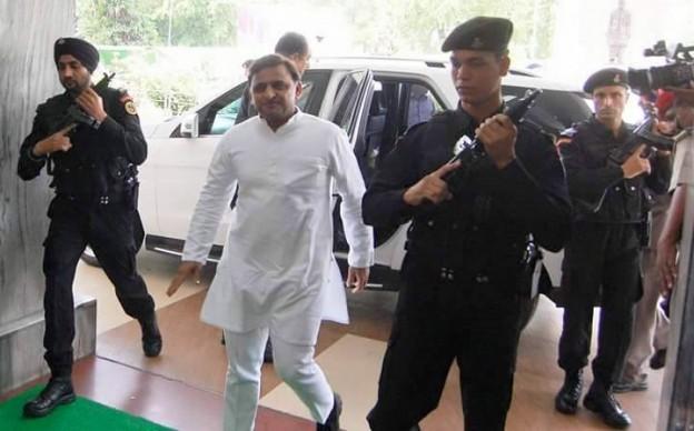 Chief Minister Akhilesh Yadav