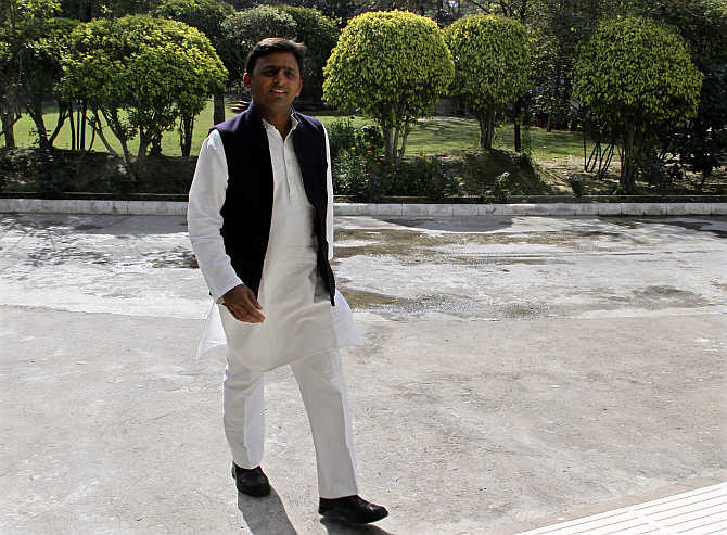 Communal harmony must for development and progress of the society: Akhilesh Yadav