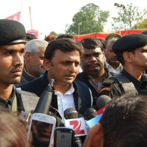 Free pathological tests in UP govt hospitals: Akhilesh Yadav