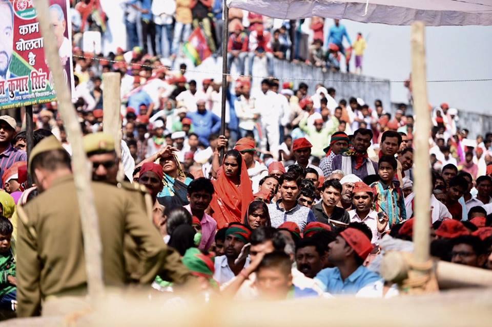 समाजवादी पार्टी के संरक्षक मुलायम सिंह यादव का मोदी पर बड़ा हमला, कहा- झूठ बोलने वालों को नहीं दे वोट