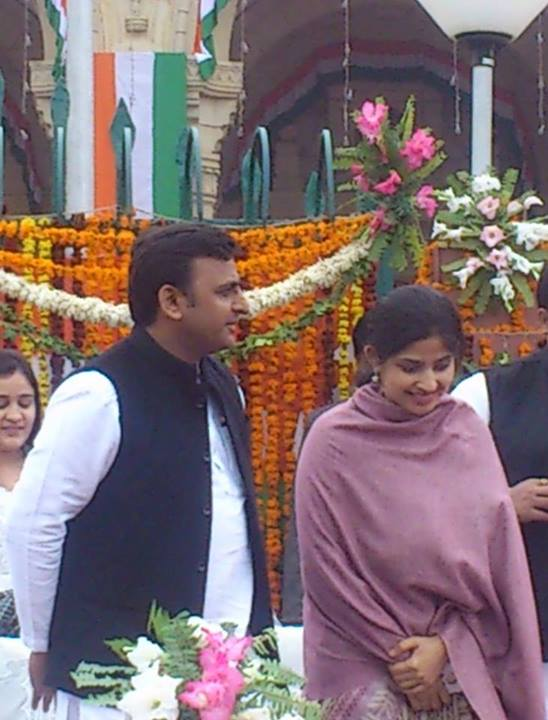 Akhilesh Yadav lays foundation stone for projects worth over Rs 2,200 crore