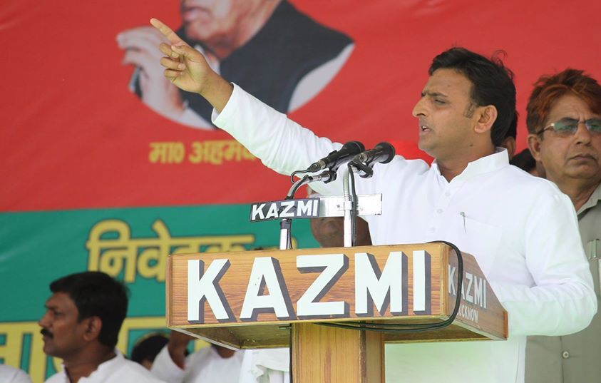 SP won't allow communal forces to form govt at Centre: Akhilesh Yadav