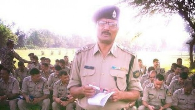 NIA Dy. SP Mr. Tanzeel Ahmad
