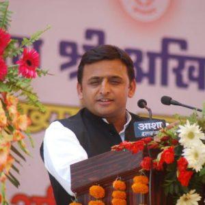 Chief Minister, Shri Akhilesh Yadav launched the DMIC project in Uttar Pradesh