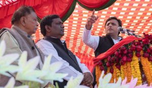 अखिलेश की पहली चुनावी सभा सुल्तानपुर में
