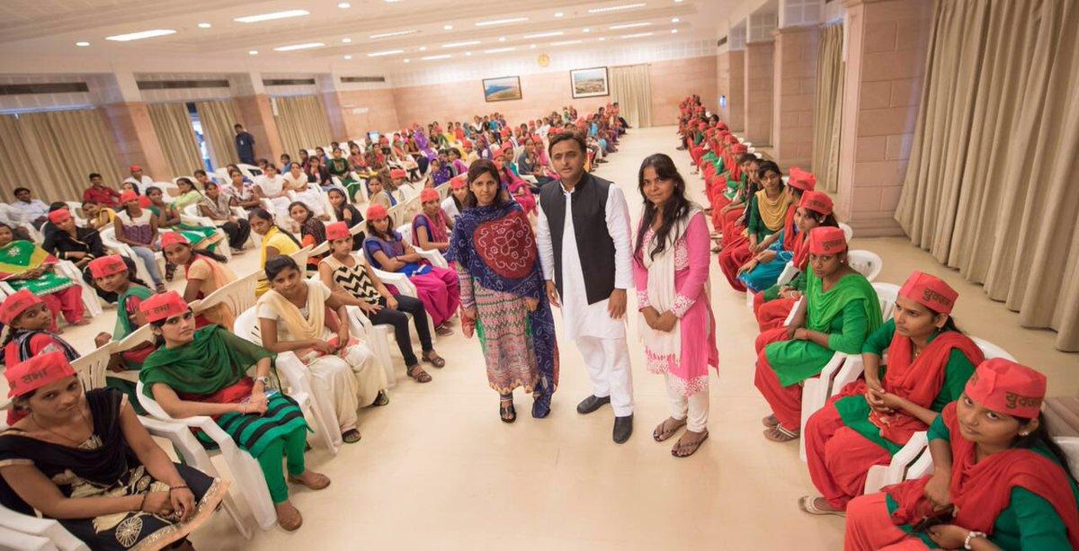 मुख्यमंत्री श्री अखिलेश यादव ने हौसला पोषण योजना के प्रभावी क्रियान्वयन के निर्देश दिए
