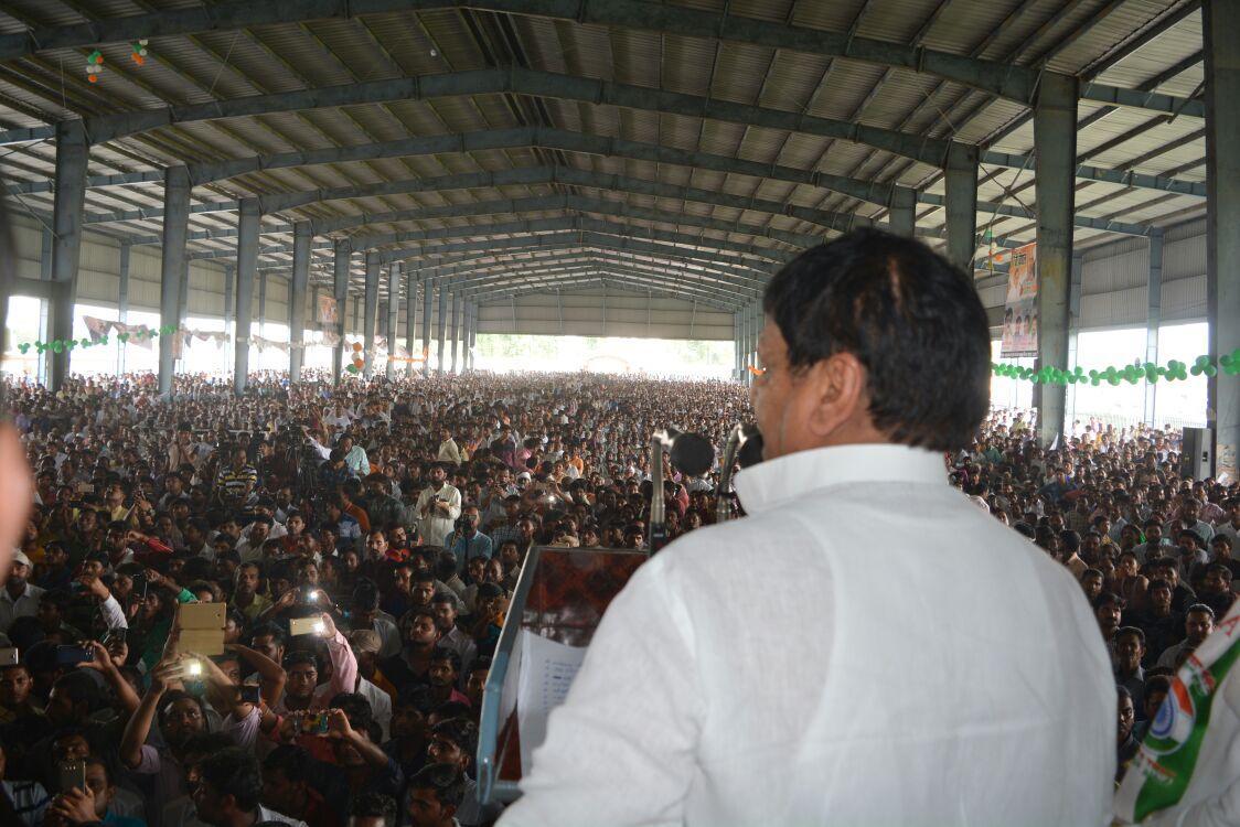पूर्व मंत्री शिवपाल सिंह यादव