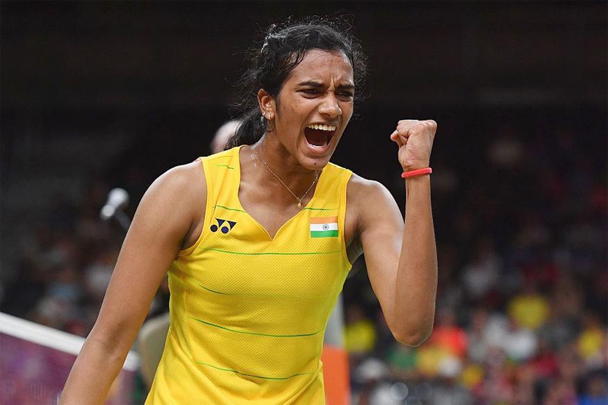 रियो ओलम्पिक में रजत पदक विजेता महिला बैडमिन्टन खिलाड़ी सुश्री पी0वी0 सिन्धु