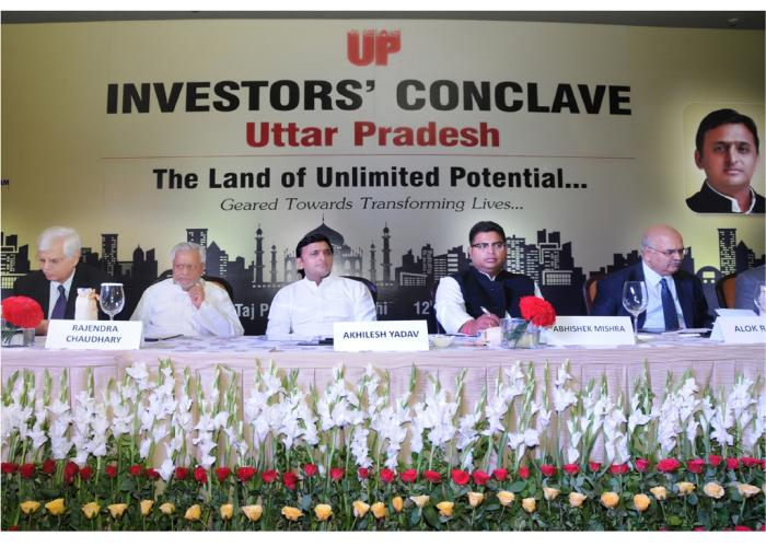 Akhilesh Yadav on investors conclave, says UP is a land of opportunities