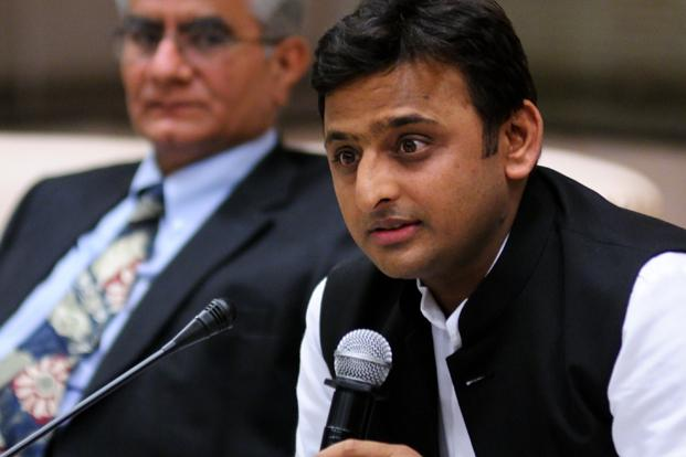 Akhilesh Yadav launches pension scheme for poor families