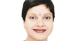 भाजपा विधायक डा. अनीता राजपूत