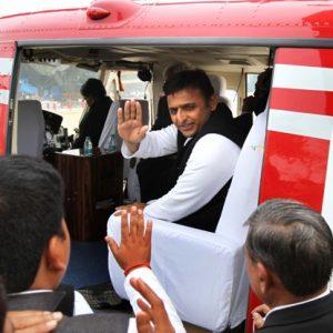 Akhilesh Yadav hopeful of positive showing in Lok Sabha polls