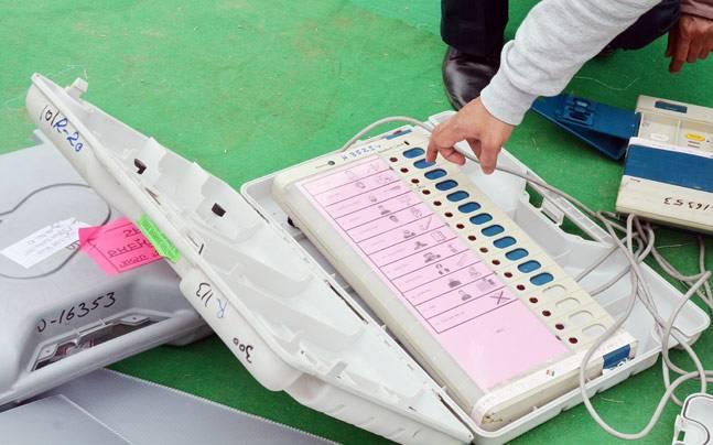 BJP को वोट देने वाली मध्यप्रदेश के EVM का इस्तेमाल हुआ था यूपी चुनाव में