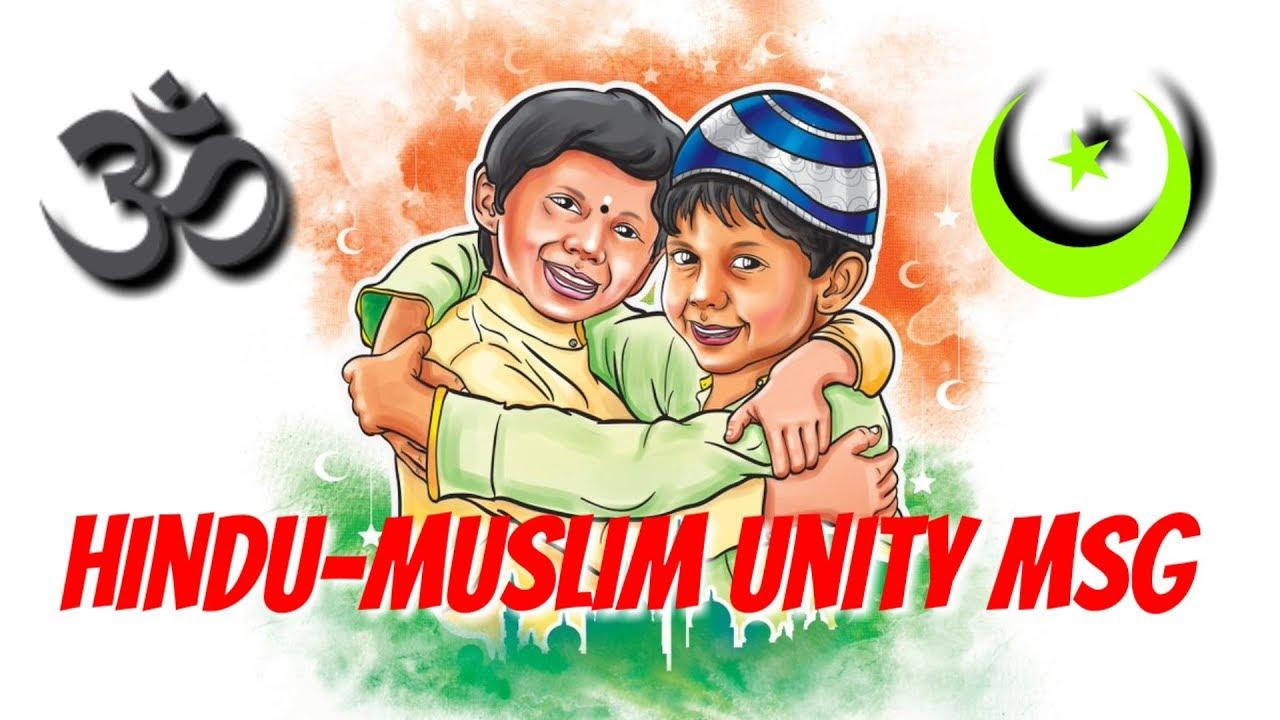 Hindu Muslim Family