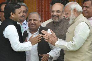 राष्ट्रपति चुनाव में सपा संरक्षक मुलायम सिंह यादव ने किया एनडीए को समर्थन देने का ऐलान