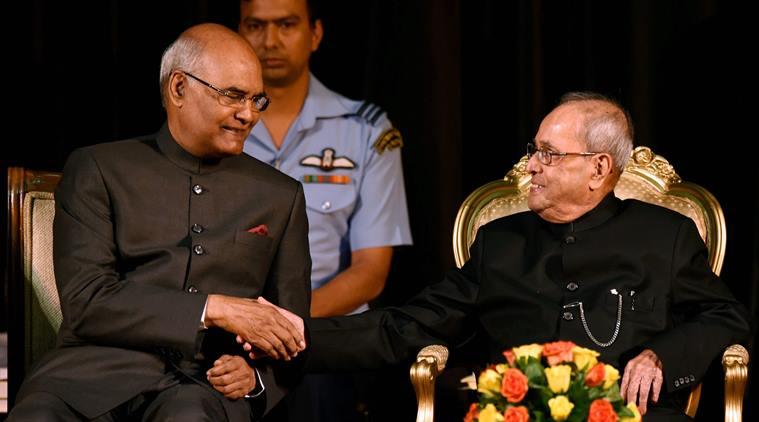 राष्ट्रपति रामनाथ कोविंद