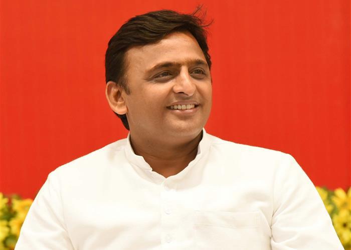मुख्यमंत्री श्री अखिलेश यादव
