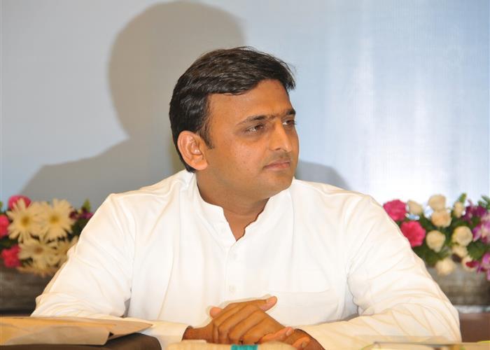 श्री अखिलेश यादव