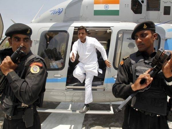 Martial arts training for girls in schools, colleges: Akhilesh Yadav