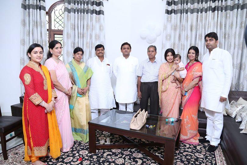 "Sharing with you Anshul Yadav's Daughter ""Anna Prashan "" Photograph"