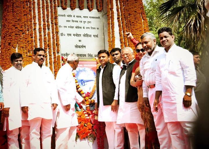 Akhilesh Yadav allots portfolios to new ministers