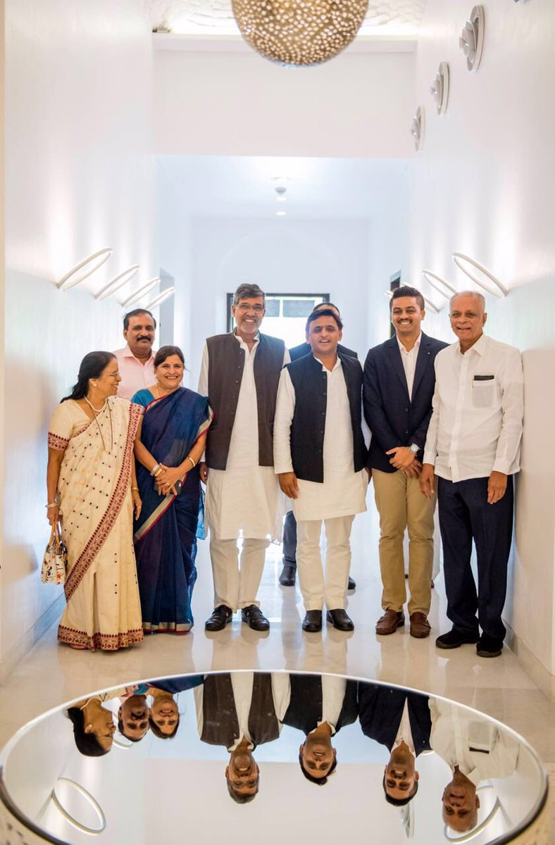 मुख्यमंत्री श्री अखिलेश यादव ने डाॅ0 कलाम स्मारक अन्तर्राष्ट्रीय 'युवा संगोष्ठी' के समापन सत्र को सम्बोधित किया