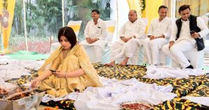उत्तर प्रदेश के मुख्यमंत्री अखिलेश यादव, उनका नया पता, चार विक्रमादित्य मार्ग