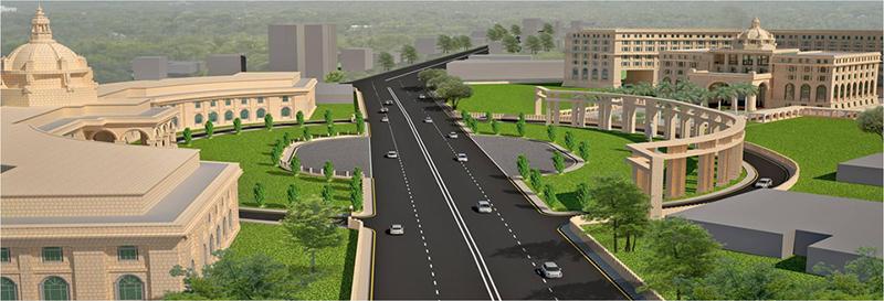 मुख्यमंत्री श्री अखिलेश यादव 03 अक्टूबर को लखनऊ में नवनिर्मित सचिवालय भवन (लोक भवन) का उद्घाटन करेंगे