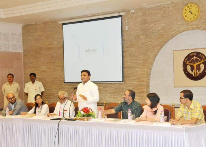 Adequate power supply to people of UP should be ensured at all costs: Akhilesh Yadav